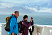 On board of Hurtigruten Cruises